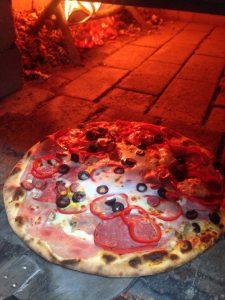 Pizza taraneasca in Sibiu
