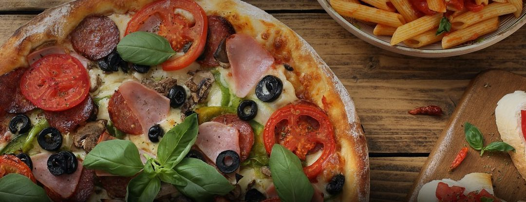 Top 5 pizza Sibiu